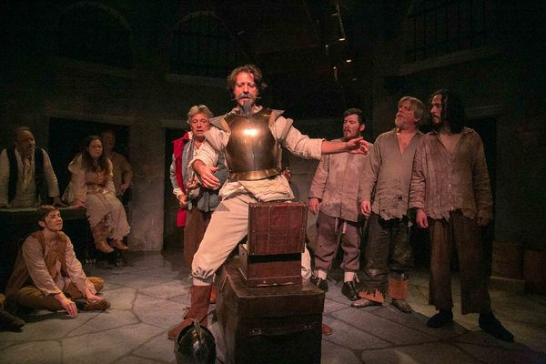 Photo Flash: MAN OF LA MANCHA at TheatreWorks