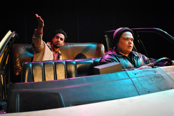 Photo Flash: The Agency Theater Collective Presents HELLCAB
