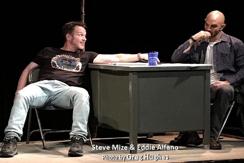 BWW Review: Strong Acting Powers BLUE SURGE