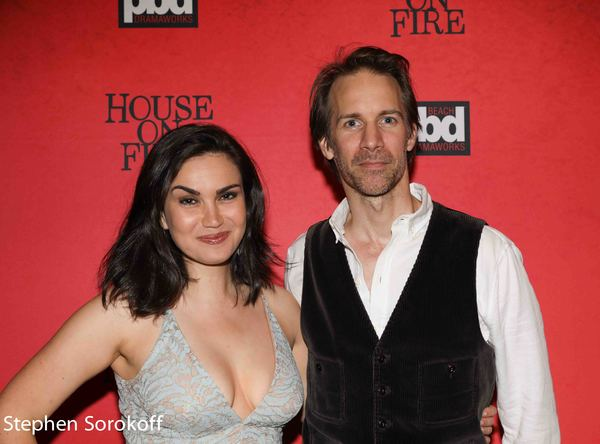 Photo Coverage: Inside Opening Night of HOUSE ON FIRE at Palm Beach Dramaworks