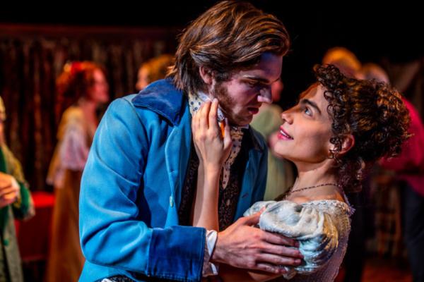 Ben Lohrberg & Sara Ornelas  Photo