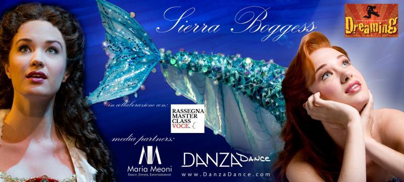 Una Pasqua 'in fondo al mar' con SIERRA BOGGESS alla Dreaming Academy di Padova
