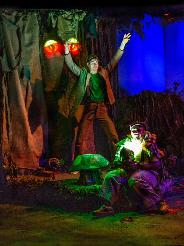 Photo Flash: First Look at Synchronicity Theatre's A YEAR WITH FROG AND TOAD