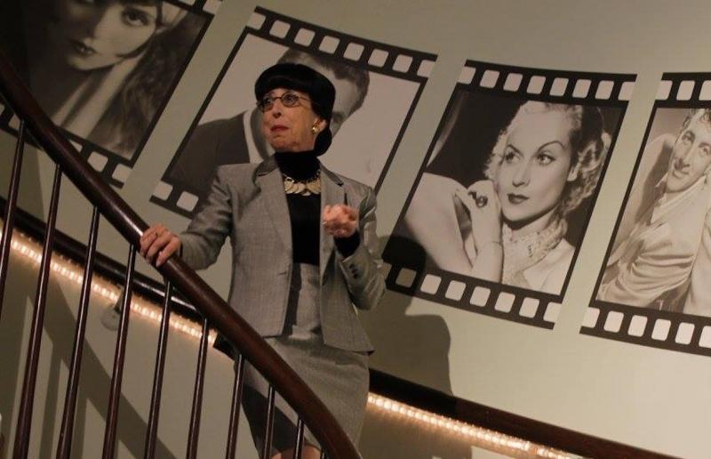 BWW Review: A CONVERSATION WITH EDITH HEAD at Pear Theatre is an intimate evening of Hollywood backstory with the acclaimed costume designer