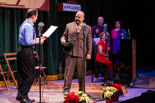 Photo Flash: First Look at Artist Rep's IT'S A WONDERFUL LIFE: A LIVE RADIO PLAY
