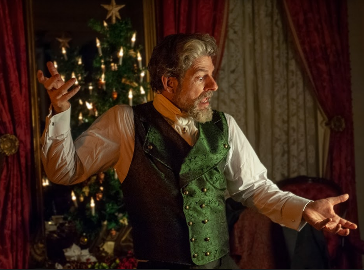 BWW Review:  John Kevin Jones Returns To Merchant's House Museum For Warm and Intimate A CHRISTMAS CAROL