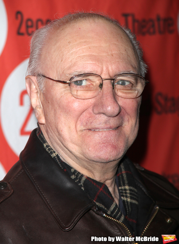 Phillip Bosco attending the Off-Broadway Opening of the Second Stage Theatre's  Mr. & Mrs. Fitch at the Second Stage Theatre in New York City. February 22, 2010