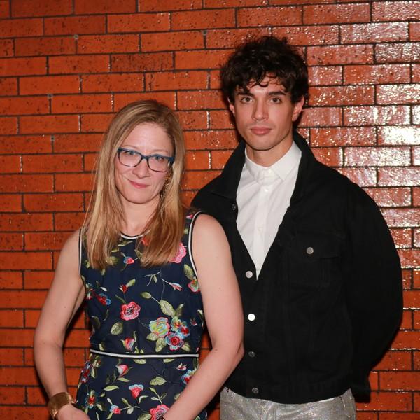 Annie McNamara and James Cusati-Moyer