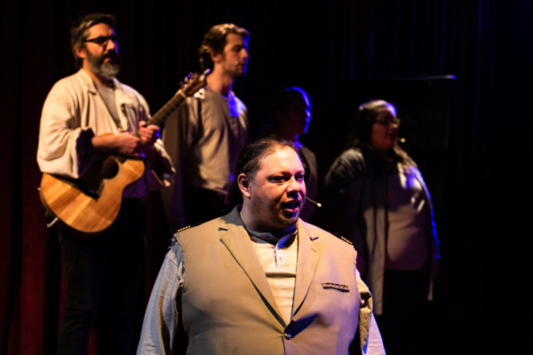 Photo Flash: First Look at FUTURITY At The Wilbury Theatre Group