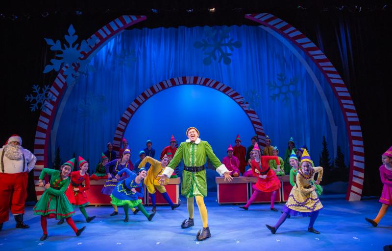 BWW Interview: Actor Marco Camacho Talks ELF THE MUSICAL