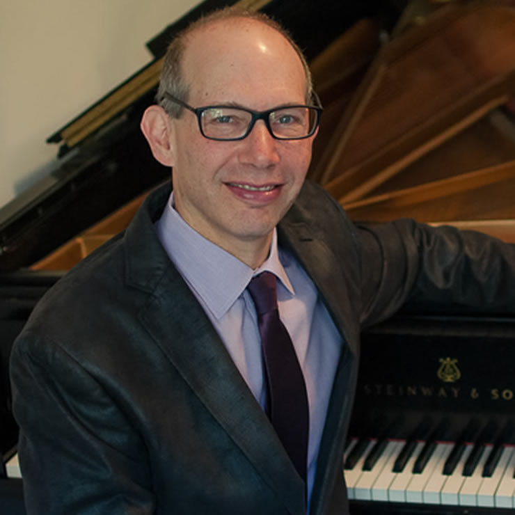 BWW Interview: Ted Rosenthal Composer of DEAR ERICH, NYCO  at the Museum Of Jewish Heritage