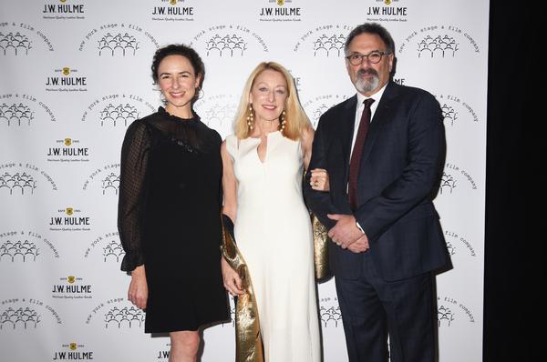 Johanna Pfaelzer, Patricia Wettig, and Ken Olin