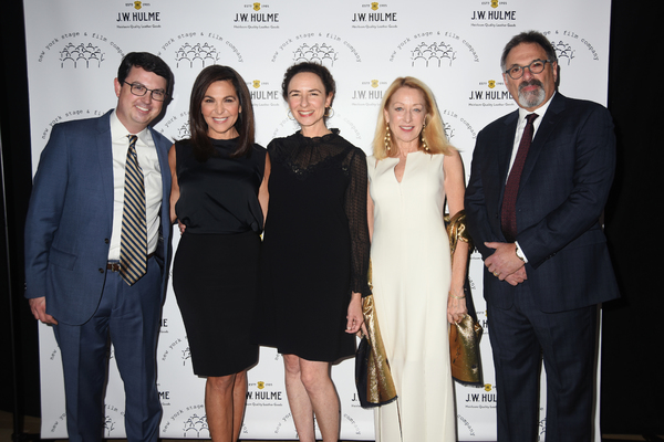 Photo Coverage: New York Stage and Film Gala Honors Patricia Wettig, Ken Olin and Johanna Pfaelzer
