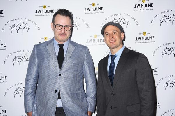 Jon Robin Baitz and Keith Bunin