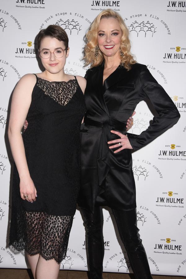 Caitlin Kinnunen and Angie Schworer