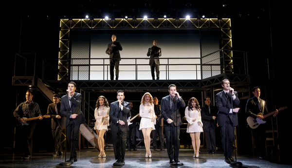 Photo Flash: Austin Coby Joins the Cast of Off-Broadway's JERSEY BOYS