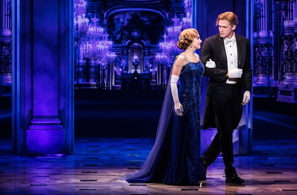 Photo Flash: First Look At Cody Simpson In ANASTASIA On Broadway!