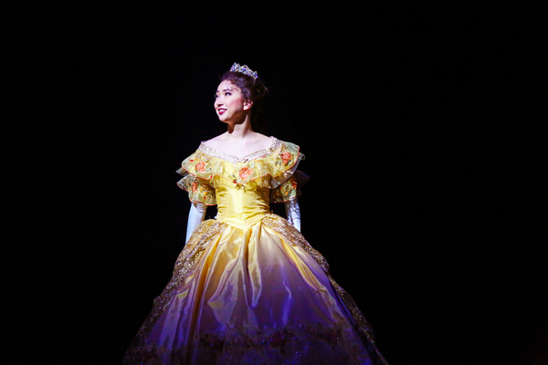Review Roundup: BEAUTY AND THE BEAST At Theatre Under The Stars