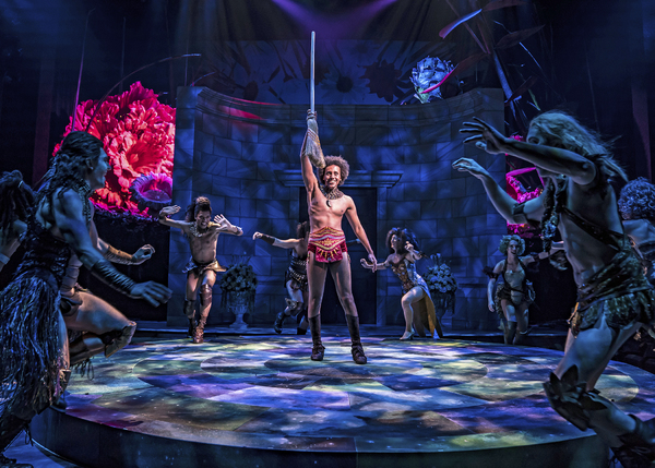 Photo Flash: Chicago Shakespeare Theater Presents A MIDSUMMER NIGHT'S DREAM