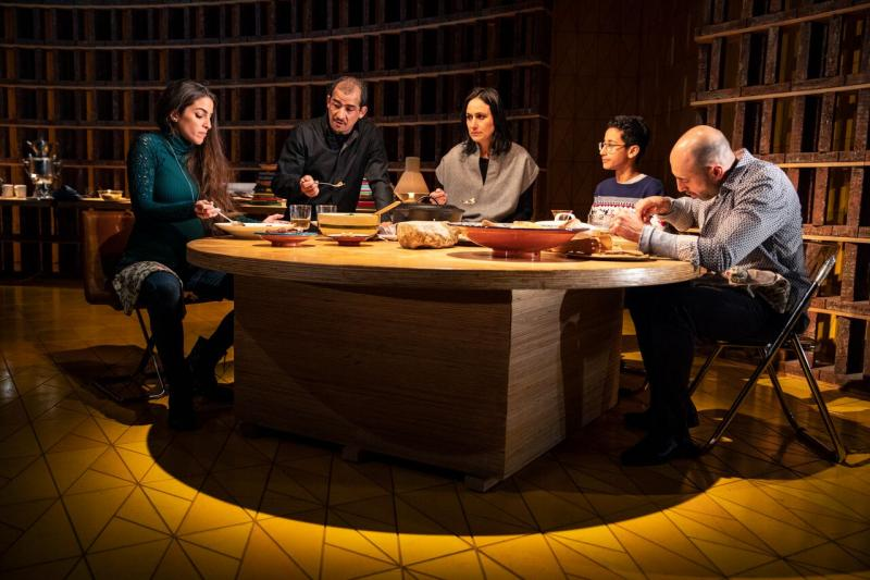 BWW Review: Heather Raffo's NOURA Takes An Ibsen-Like Approach To Iraqi Assimilation Into America