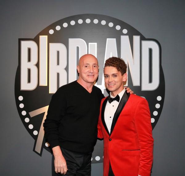 Gianni Valenti and Michael Longoria
