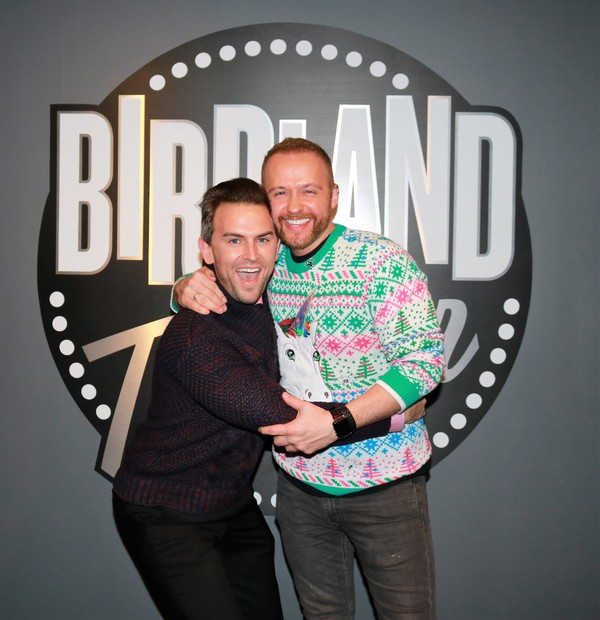 Photos: Michael Longoria Brings MERRY CHRISTMAS DARLING to Birdland