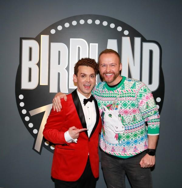 Photo Coverage: Michael Longoria Brings MERRY CHRISTMAS DARLING to Birdland