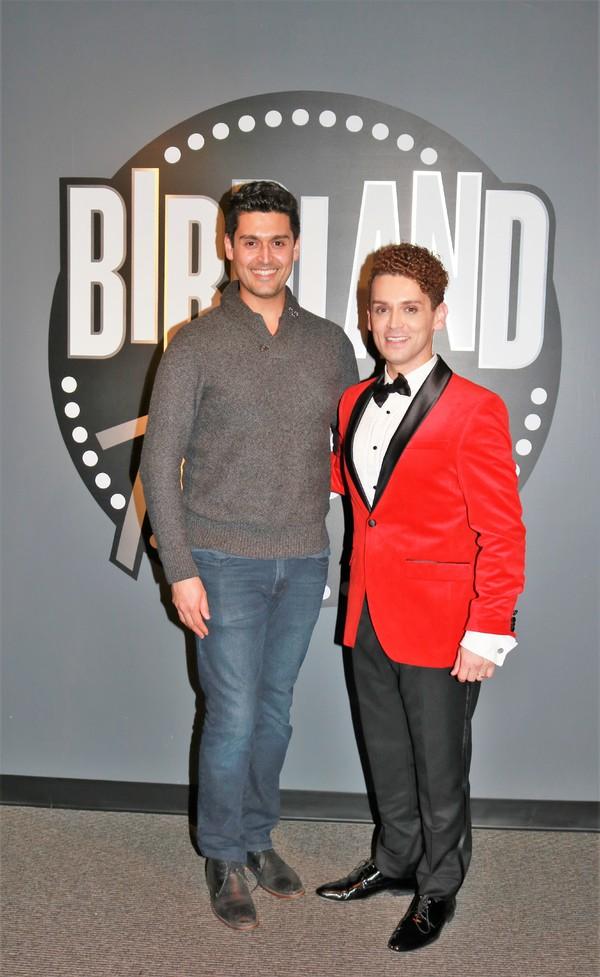 Danny Longoria and Michael Longoria
