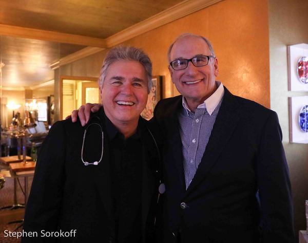 Steve Tyrell & Jay Hoffman