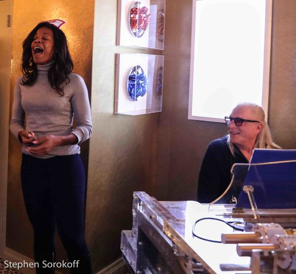 Photo Coverage: New York Pianists Play For The New York Pops Educational Programs