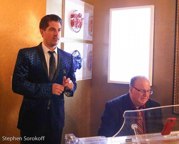 Anthony Nunziata & Eugene Gwozdz