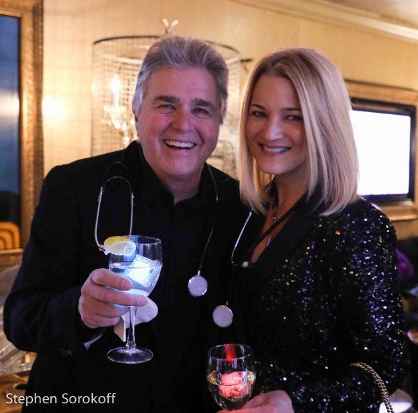 Steve Tyrell & Janine Sharell