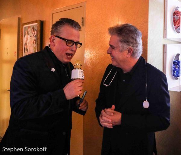 Billy Stritch & Steve tyrell