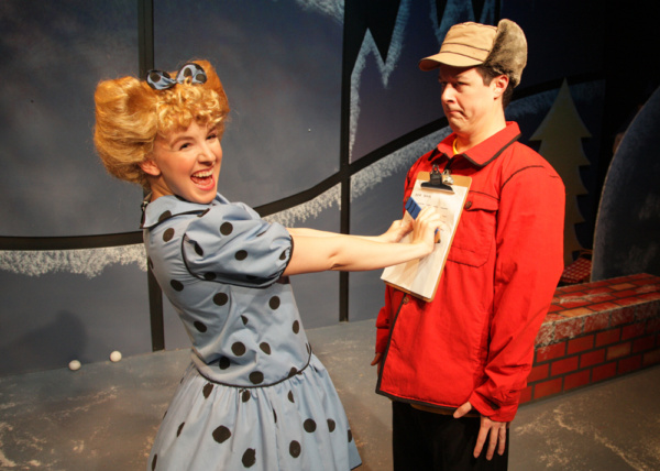 Photo Flash: First Look at A CHARLIE BROWN CHRISTMAS at Chance Theater
