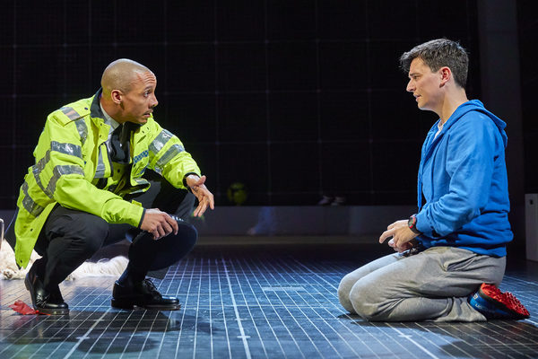 THE CURIOUS INCIDENT OF THE DOG IN THE NIGHT_TIMEPiccadilly Theatre LondonAcRoyal National Theatre London Production_R010131