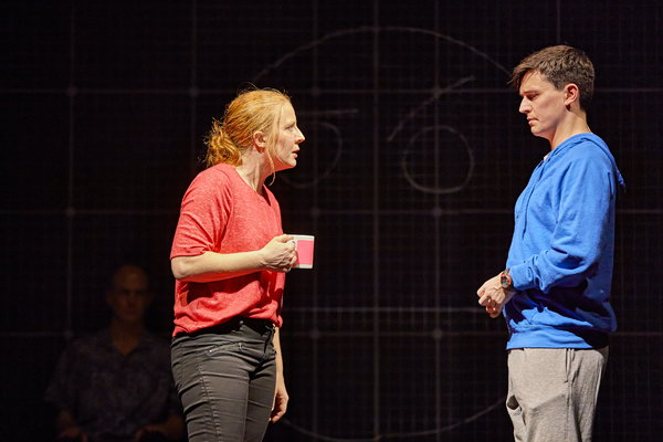 Photo Flash: New Production Photos From THE CURIOUS INCIDENT OF THE DOG IN THE NIGHT-TIME