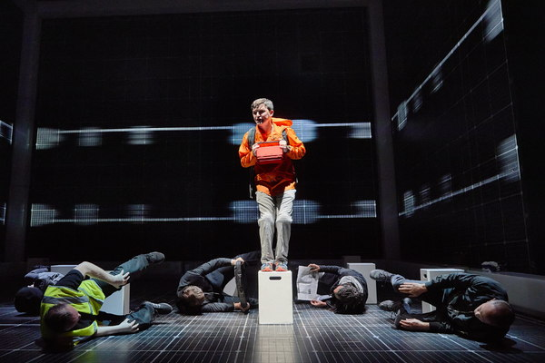 THE CURIOUS INCIDENT OF THE DOG IN THE NIGHT_TIMEPiccadilly Theatre LondonAcRoyal National Theatre London Production_R010549