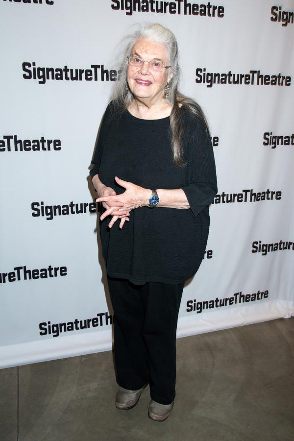 Photo Coverage: Signature Theatre Celebrates Opening Night of FABULATION