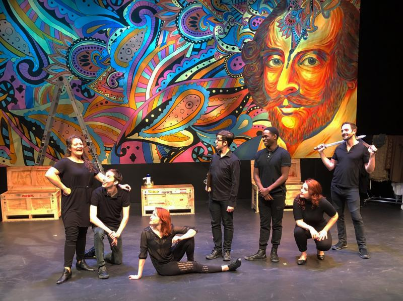 BWW Review: S#!TFACED SHAKESPEARE at BLK BOX PHX