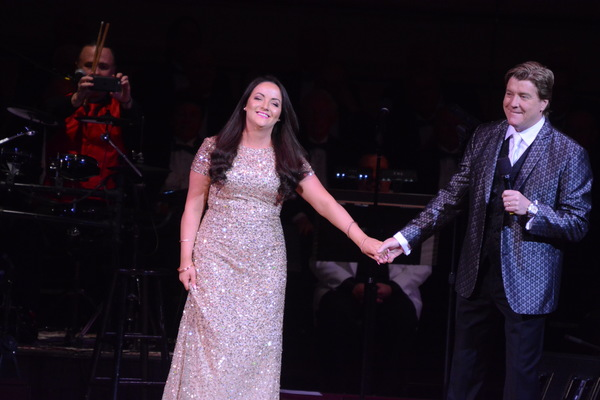 Photo Coverage: ANDY COONEY'S CHRISTMAS CELEBRATION Comes to Carnegie Hall