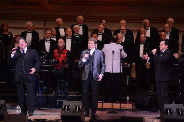 The New York Tenors-Daniel Rodriguez, Andy Cooney and Christopher Macchio