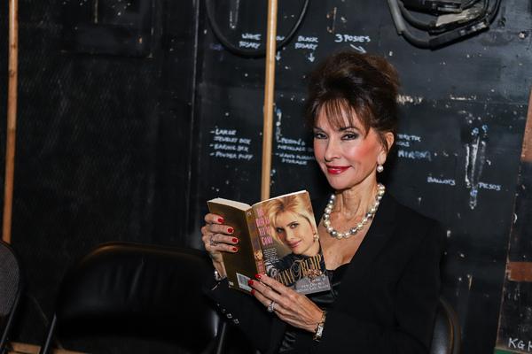 Photo Coverage: Mario Cantone, Susan Lucci & More Read Up Backstage at CELEBRITY AUTOBIOGRAPHY