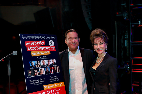 Eugene Pack and Susan Lucci