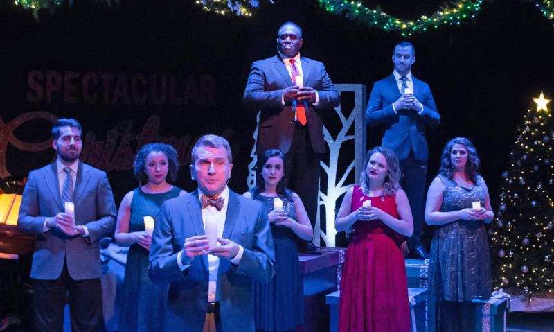 BWW Review: A SPECTACULAR CHRISTMAS SHOW 2018 at Musical Theater Heritage