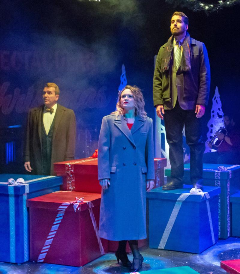 BWW Review: A SPECTACULAR CHRISTMAS SHOW 2018 at Musical Theater ...