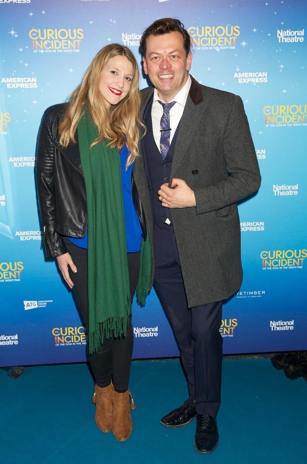 Katy Rudd and Simon Stephens Photo