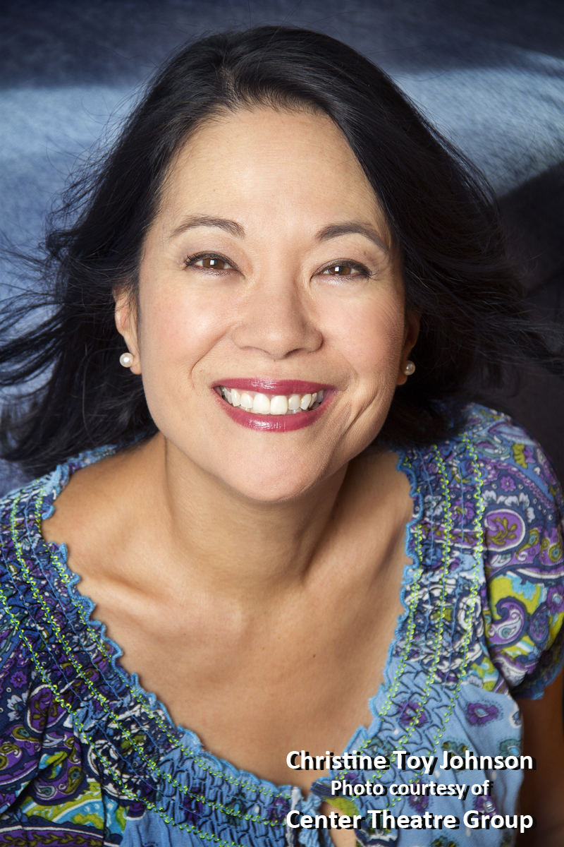 BWW Interview: Christine Toy Johnson Utilizing the Arts To Make You COME AWAY More Knowledgeable & Compassionate
