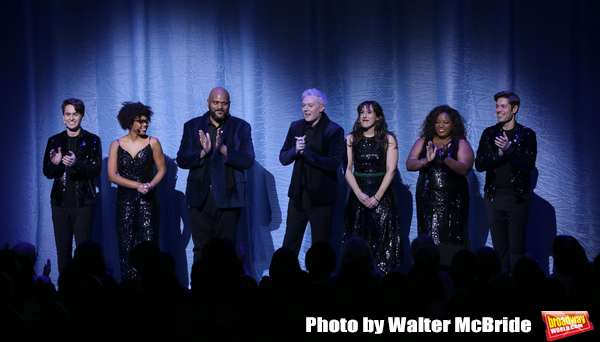 Photo Coverage: Ruben Studdard and Clay Aiken Take Their Opening Night Bows in RUBEN AND CLAY'S CHRISTMAS SHOW