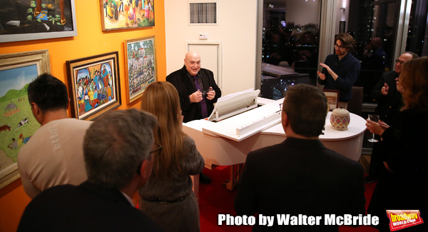 Photo Coverage: The Dramatists Guild Foundation Salon Celebrates Henry Krieger