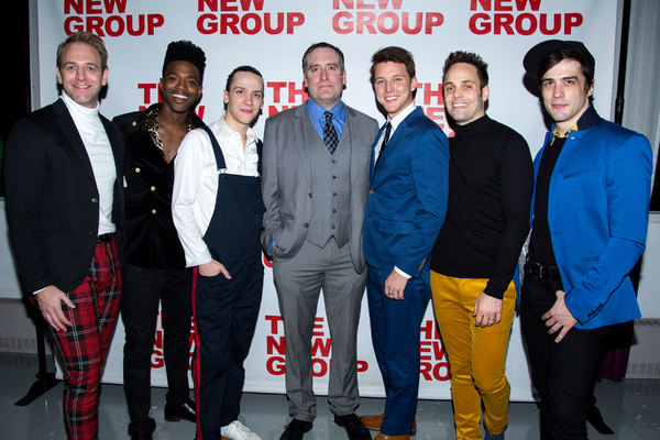 Photo Coverage: Inside Opening Night of CLUELESS, THE MUSICAL